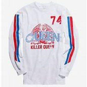 Queen Killer Queen '74 Long-Sleeve T-Shirt